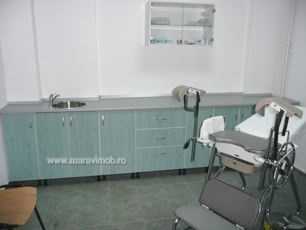 Mobila pentru cabinet medical de ginecologie