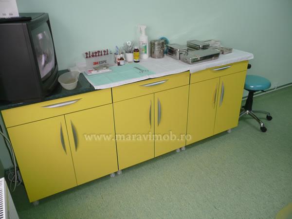 Mobilier pentru cabinet medical stomatologic mobila la comanda maravi mob bucuresti - Mobilier cabinet medical ...