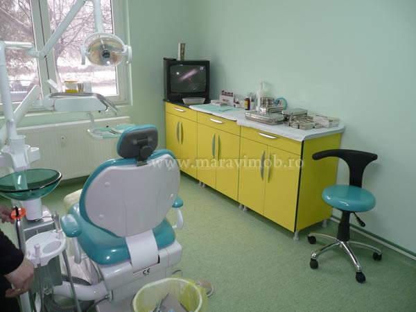 Mobilier pentru cabinet medical stomatologic